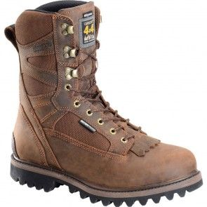 CA4041 Carolina Men's WP INS 4x4 Sport Work Boots - Brown www.bootbay.com