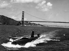 """USS HALIBUT"" (SSN-587) Converted to a Special Operations Spy Submarine: 4 August 1968 – Had  Various Modifications Including: Side Thrusters, Hangar Section Sea Lock, Anchoring Winches with Fore and Aft Mushroom Anchors, Fore and Aft Seabed Skids and Saturation Diving Habitat - Her most Notable Accomplishments Include: Underwater Tapping of a Soviet Communication Line Running from the Kamchatka Peninsula West to the Soviet Mainland in the Sea of Okhotsk (Operation Ivy Bells) (2)"