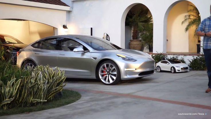 Tesla-Modell 3, #autos #autosbilder #autosgebraucht #autoskaufen #autosverkaufen… – beste frisuren