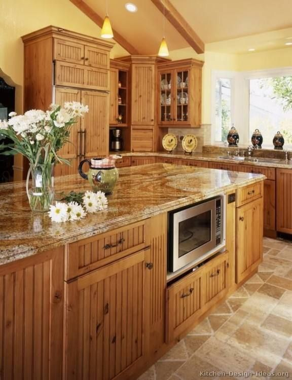 Country Kitchen Ideas With Oak Cabinets Wood Kitchen Paint For Kitchen Walls Country Kitchen