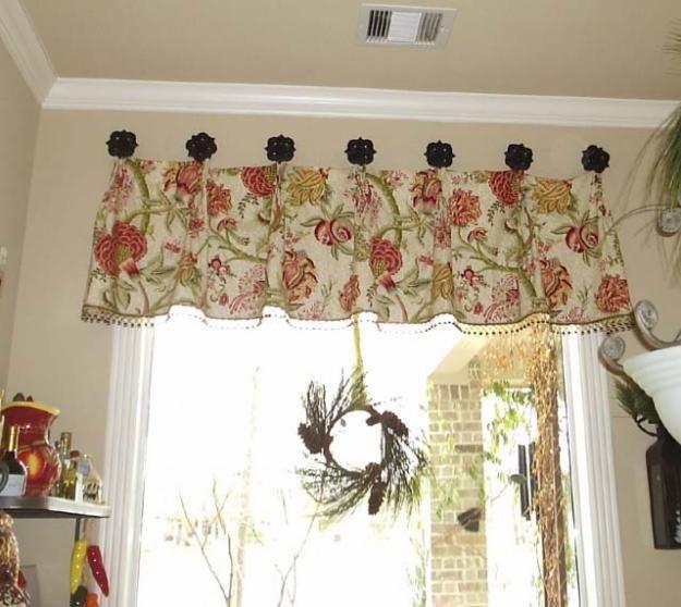 Custom Kitchen Window Treatments   Spring, TX