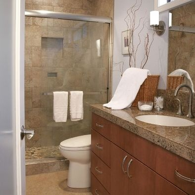 Bathroom Small Bathroom Makeovers Design, Pictures, Remodel, Decor and Ideas - page 10