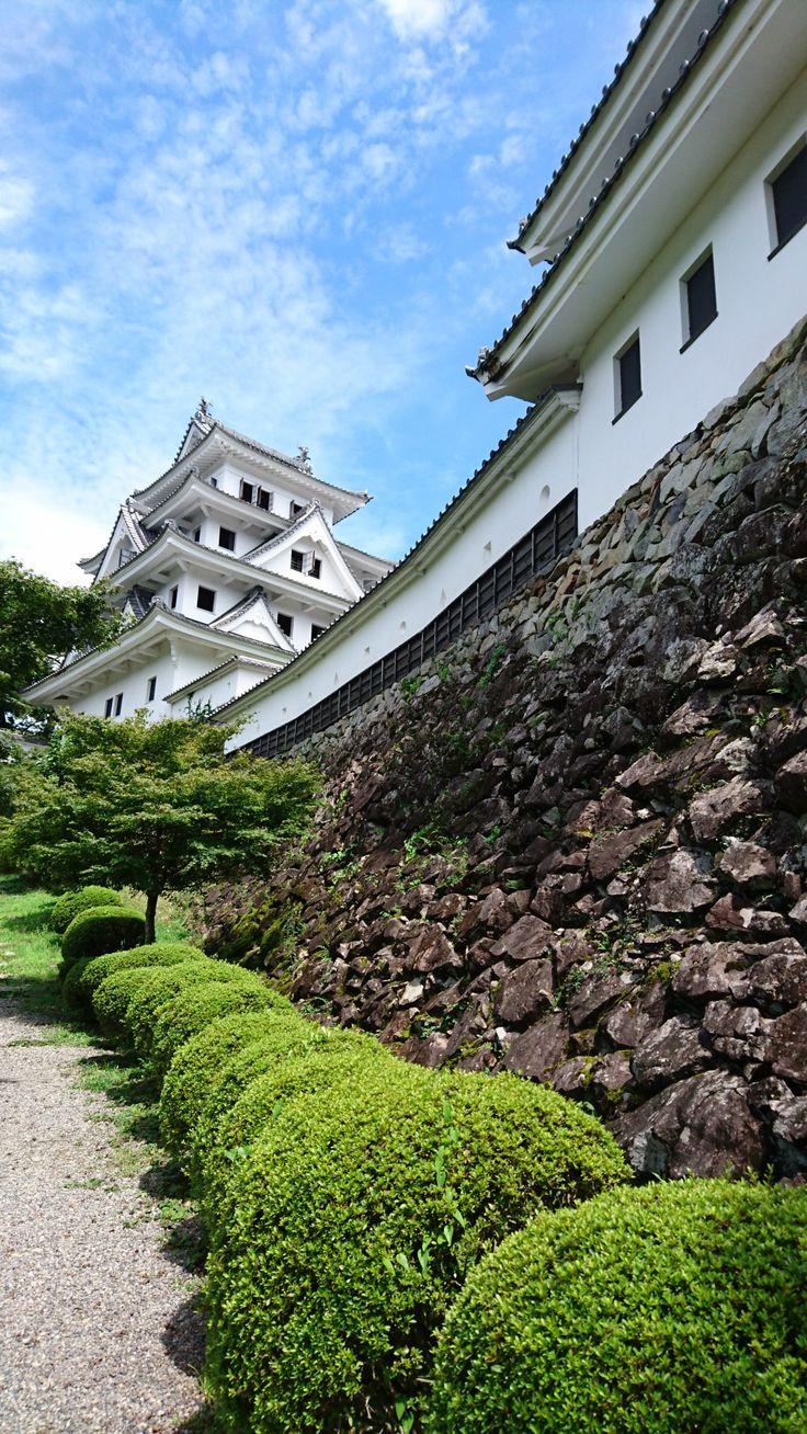 郡上八幡 郡上八幡城 Gujou-hachiman Gujou-hachiman Castle