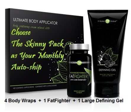 Get Started Making Money as an IT Works Distributor! Find me on Facebook https://www.facebook.com/ItWorksWithAp
