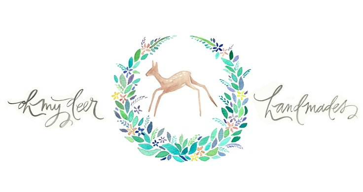 pretty watercolor and lettering