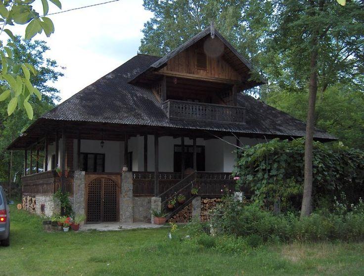Proiecte de case traditionale romanesti - Casa și Grădina