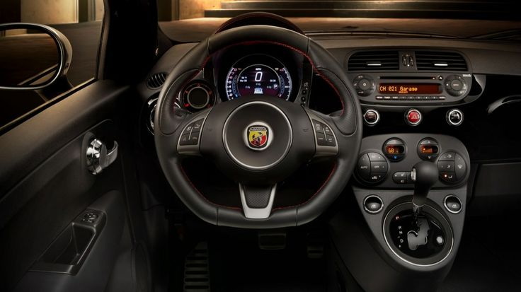 2015 Fiat 500 Abarth : New automatic gearbox improves torque, still no-go for Australia - http://www.caradvice.com.au/292620/2015-fiat-500-abarth-new-automatic-gearbox-improves-torque-still-no-go-for-australia/
