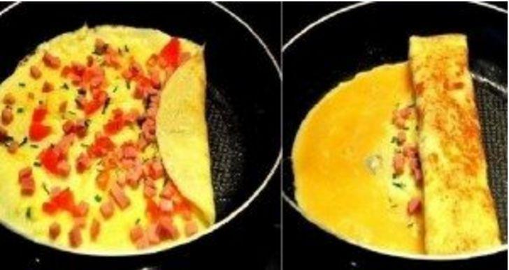 Легендарный испанский омлет по-каталонски. Это просто объедение! (фото)
