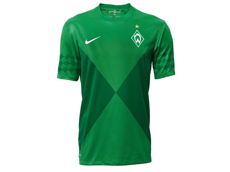 """Werder Trikot """"Home"""" 2012/13"""