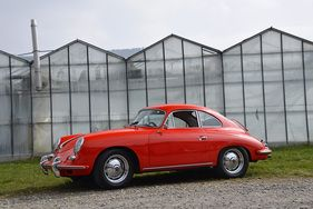 Porsche 356 B T5 1600 Super (1960)  Maintenance/restoration of old/vintage vehicles: the material for new cogs/casters/gears/pads could be cast polyamide which I (Cast polyamide) can produce. My contact: tatjana.alic@windowslive.com