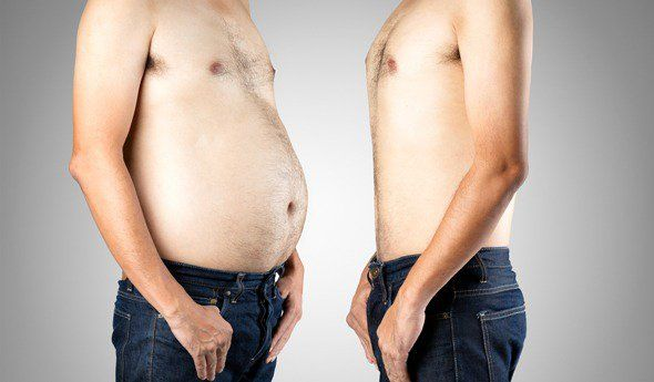 Belly Fat Vs. Flat Belly