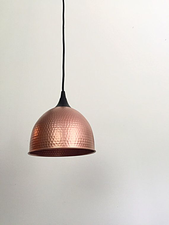 Best 25+ Copper pendant lights ideas on Pinterest