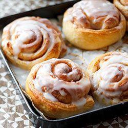 Bułeczki cynamonowe - Cinnamon rolls | Kwestia Smaku