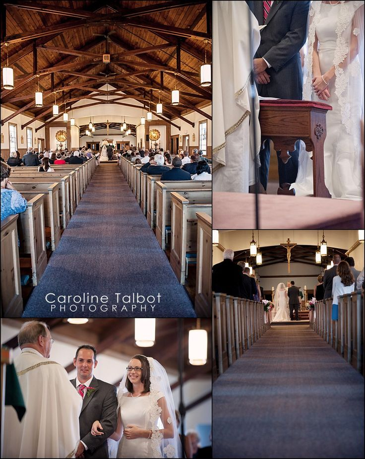 Pictures Inside Our Lady Of The Highway In Yarmouth Lighthouse InnCape Cod WeddingWedding Planning