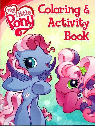 My Little Pony Coloring Activity Book StarSong Cheerilee 96 Pages By Bendon Publishing International Inc 749