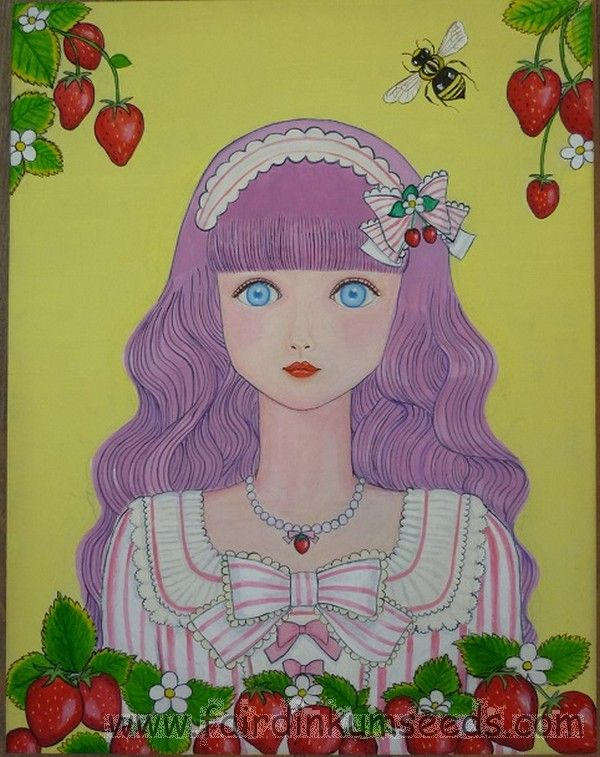 Strawberry Princess