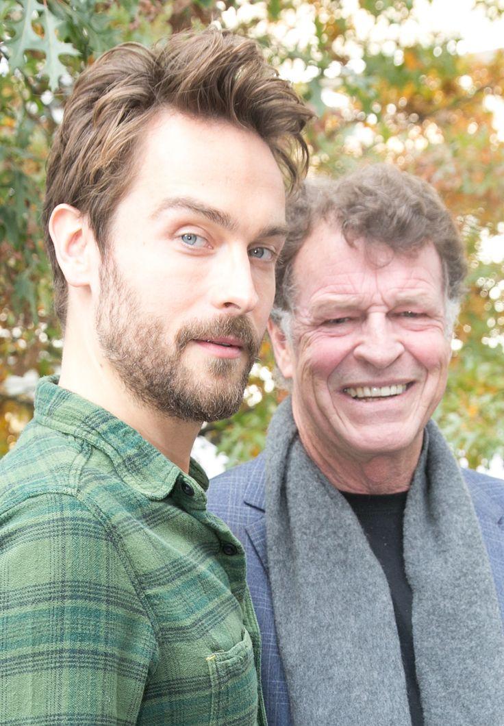 Tom Mison and John Noble