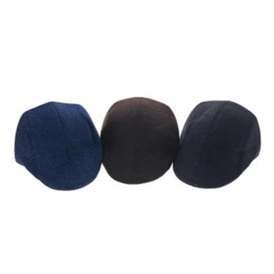 Wool Thicken Warm Men's Beret: Cheap Online Sale - HatSells.com