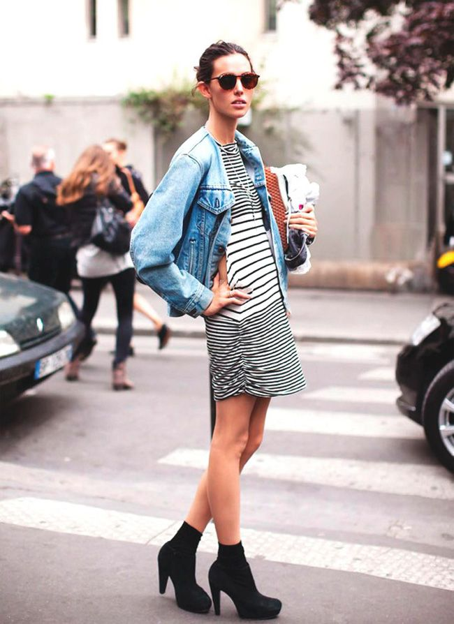 It's the Amsterdam Denim Days! How we'd wear it to work