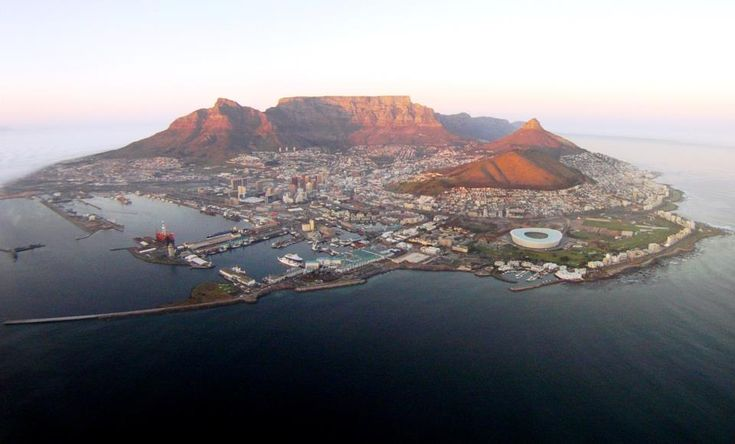 Cape Town | Table Mountain | Signal Hill | Waterfront