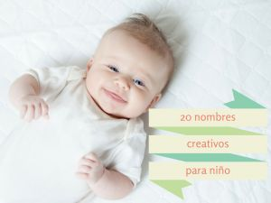 20 nombres creativos para niño en 2014 @sermadrepr #nombresdebebé