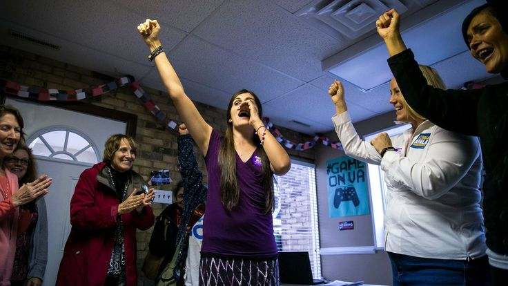 A transgender lawmaker in Virginia, a Sikh mayor in New Jersey and a refugee mayor in Montana were among Democrats' victories in state and local elections. Was this a one-off rebuke of President Trump or a sign of what's to come in next year's midterms?