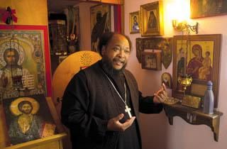 Ash Grove, MO. Fr. Moses also heads up The Brotherhood of St Moses the Black, a pan-Orthodox nonprofit organization which presents an annual conference targeting those who have little exposure to Orthodoxy or its African roots.