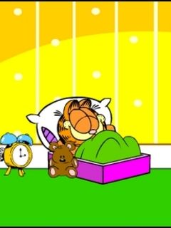 82 best garfield the cat images on pinterest garfield - Garfield wallpapers for mobile ...