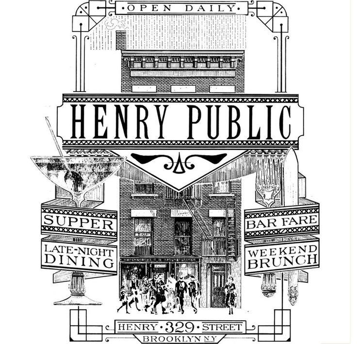 138 best brooklyn bars eats images on pinterest crown heights henry public retro saloonburgers brooklyn heights malvernweather Gallery