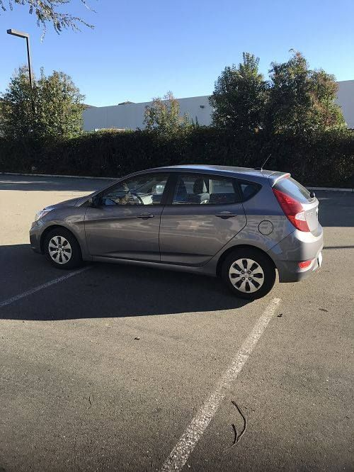2015 Hyundai Accent - San Jose, CA