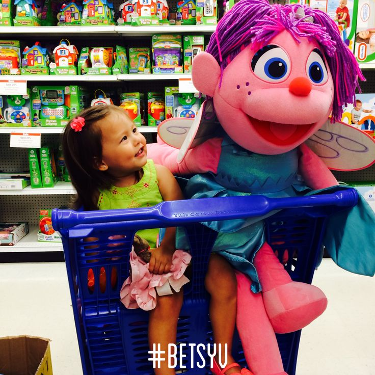 life size abby cadabby from toys r us