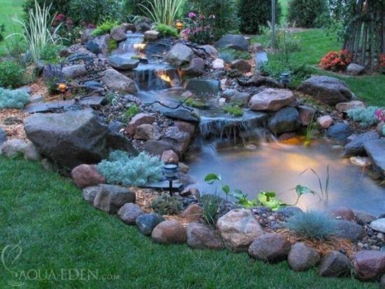 1000 ideas about pond design on pinterest koi ponds for Design of farm pond pdf