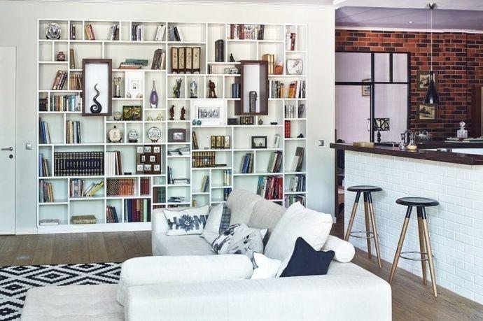 Библиотека в интерьере - Дизайн интерьеров | Идеи вашего дома | Lodgers