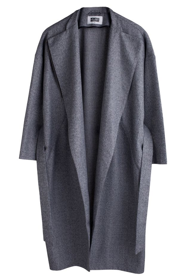 PC CONTRACT COAT - MTWTFSS