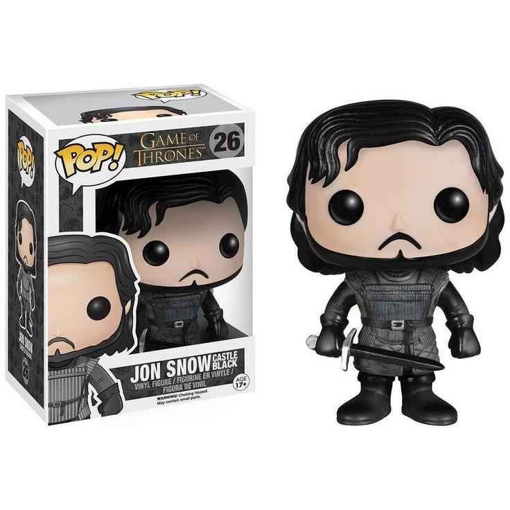Funko - Pop! TV Game Of Thrones: Jon Snow Castle Black - Multi