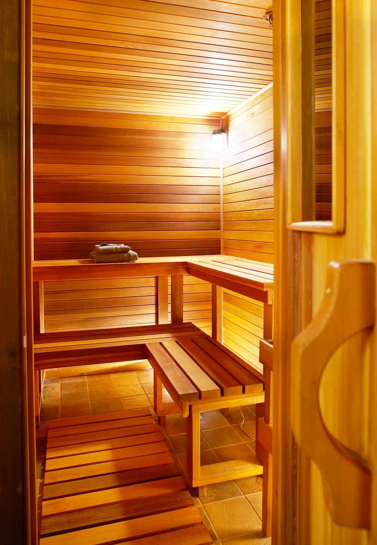 New Sauna in Alpine Meadows Chalet Luxury home rental in Mont Tremblant Quebec with Tremblant Living