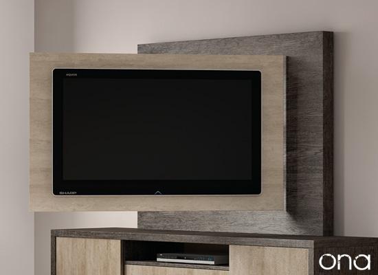 el panel de tv es el complemento ideal adem s de elegante. Black Bedroom Furniture Sets. Home Design Ideas