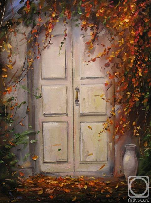 Осенняя дверь