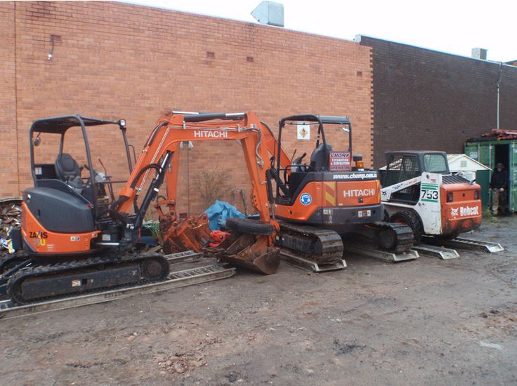 Chomp #House Demolitions, #Land clearing and #Landfill service for any residents & commercial.