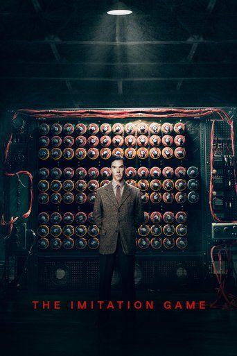 The Imitation Game (2014) The true enigma was the man who cracked the code., movie trailers, posters, wallpapers, film facts, ratings, cast, crew, and similar movies.