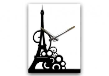 Настенные часы Париж http://4asiki.in.ua/original/45-originalnye-nastennye-chasy-parizh.html