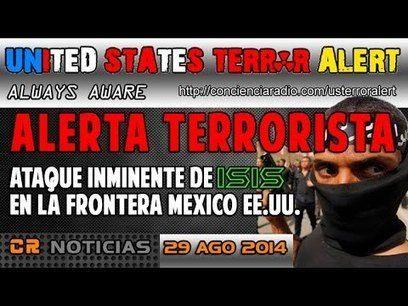 @EPN @AristotelesSD @Barackobama ALERTA #TERRORISTA Ataque 'Inminente' de #ISIS en la Frontera #Mexico #EEUU http://www.popscreen.com/v/8QRij/EPN-AristotelesSD-Barackobama-ALERTA-TERRORISTA-Ataque-...
