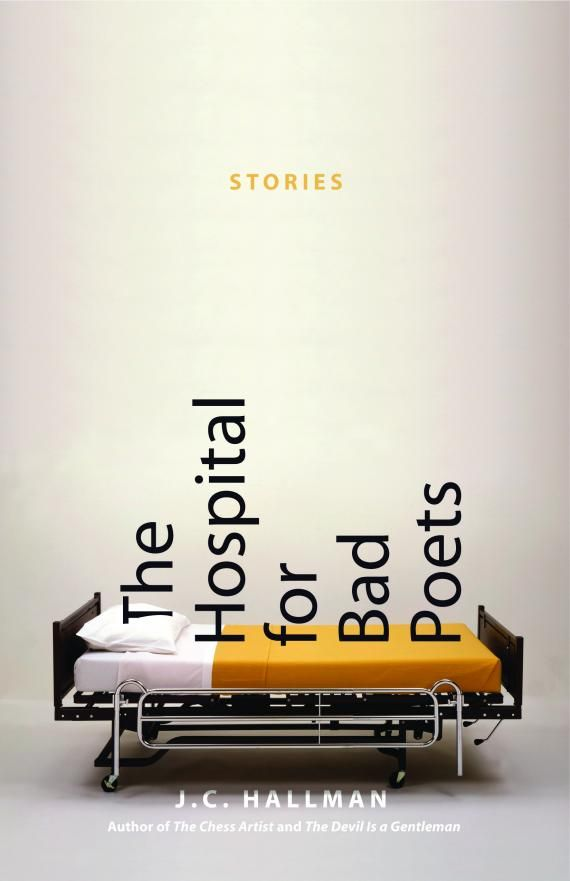 """Haven't read these stories. Just love the title, and the design. The """"T"""" sunk into the pillow. The precisely stacked type. The floating """"STORIES"""" in all caps, like the taut blanket's dream."""