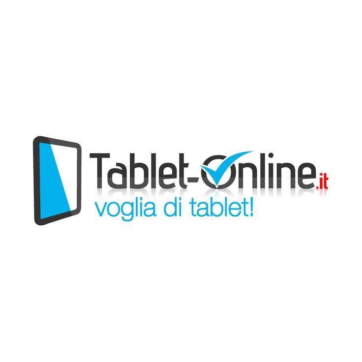 Tablet Online Logo #lucera #graphic #logo