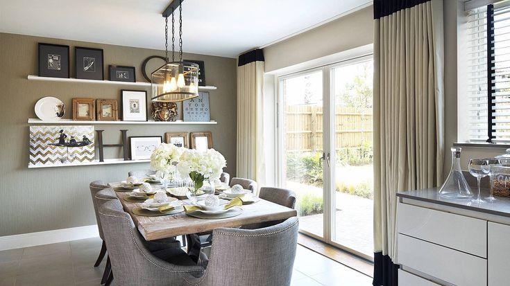 Suna Interior Design Show homes Fabrica elmsbrook Wohnzimmer