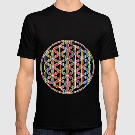 Flower of Life Colored | Kids Room | Delight - $24