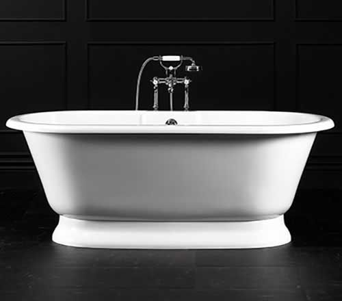 Victoria and Albert Baths available here at Elegant John Bathrooms