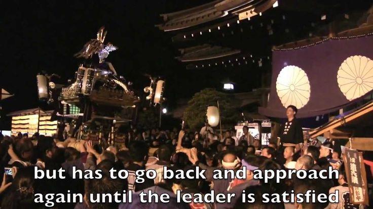 Japanese Festival of the Dead - (Obon) Mitama Festival at Yasukuni Shrin...