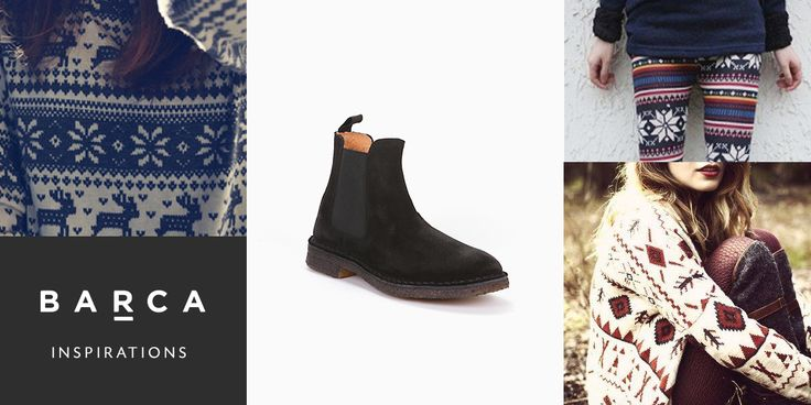 Trascorri il tuo #Natale con #piacere e #comodità, indossa #scarpe BARCA.