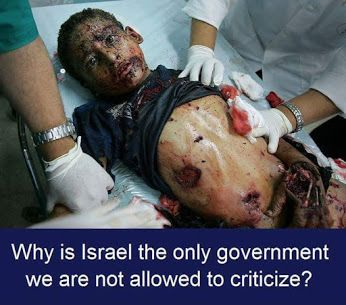 Israel is Committing Genocide... We Watch and Give Aid, Shame on US!